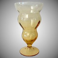 Vintage Soda Fountain Glass Perfect for Root Beer Floats