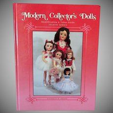 Modern Collector's Dolls Book by Patricia Smith - Eighth Series Hardbound