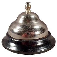 Vintage Bell for Hotel or Old Store Counter Top