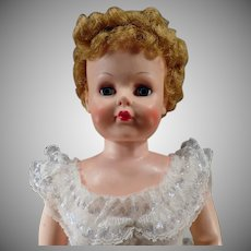 "Vintage Betty the Beautiful Bride 30"" Vinyl Doll - Deluxe Reading Doll"