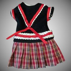 Vintage Betsy McCall Doll Outfit by Robert Tonner – Cute Dress