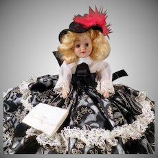 Vintage Duchess Gibson Girl Doll – Dolls of All Nations Series with Original Box