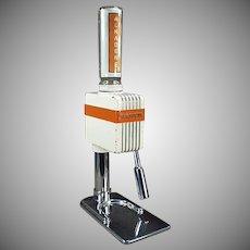 Vintage Counter-top Alkadene Medicine Dispenser - Soda Fountain or Drugstore Display