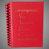 Vintage Cook Book - Very Innovative Parties Cookbook 1992