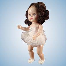 Vintage Cosmopolitan Ginger Doll - Bent Knee Walker Ballerina in Tutu