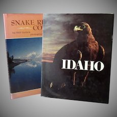 Two Beautiful Coffee Table Books – Idaho and Snake River Country