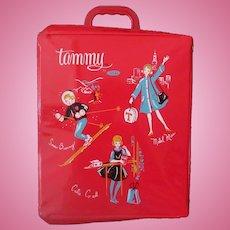 Vintage Ideal Tammy Doll Vinyl Case – 1960's