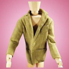 Vintage Ken Doll Clothes - Sports Coat Jacket for Mattel's Ken Doll