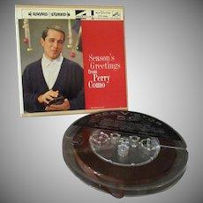 Vintage 7 ½ IPS Reel-to-Reel Tape – Perry Como Season's Greetings