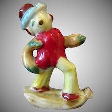Vintage Halloween Novelty - Porcelain Veggie – Small Guy on a Banana