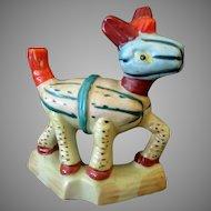 Vintage Halloween Novelty - Porcelain Veggie Animal – Squash Horse/Dog