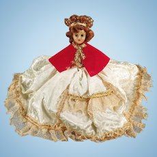 Vintage Queen Elizabeth Duchess Doll - Dolls of All Nations with Original Box