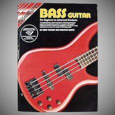 Progressive Bass Guitar for Beginner to Advanced Students Book
