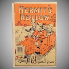 Child's Vintage Story Book - Hermit's Hollow Adventures of the Barberry Boys 3rd Edition