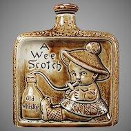 Vintage Schafer and Vater - A Wee Scotch - Porcelain S & V Nip