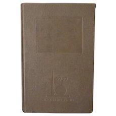 Vintage New York World's Fair Souvenir Book, The Story of Lucky Strike