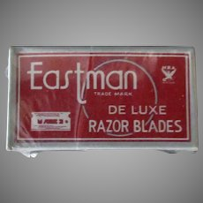 Vintage Eastman Razor Blades for Old Autostrop Razor