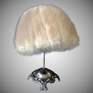 Vintage Mink Hat – Precious Furs by Marche – Lovely Color