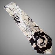 Man's Vintage Necktie – Ties by Jon California – 1960's