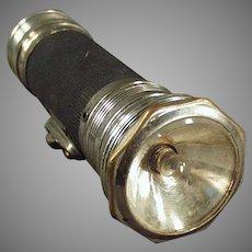 Vintage B.O. Flashlight - Battery Operated Yale Flashlight