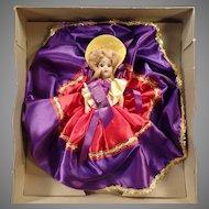 Vintage Miss Arizona Duchess Doll – Dolls of All Nations with Original Box