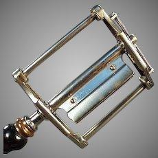 Vintage Gem Damaskeene Razor Blade Sharpener Stropper