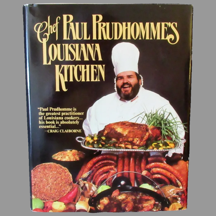 Louisiana Kitchen Recipe Cook Book