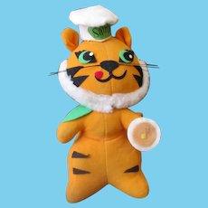 Vintage Sambo's Restaurant Dakin Stuffed Toy – Sambo's Tiger with Original Tag