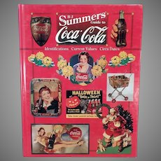 Reference Book - 1997 Coca-Cola Collectibles by B.J. Summers
