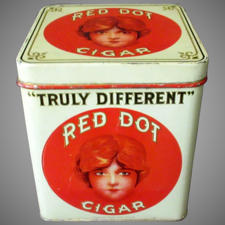 Image result for red dot cigars