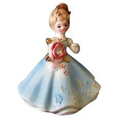 Vintage Josef Original Birthday Girl – Month of April Birthstone Doll - Diamond