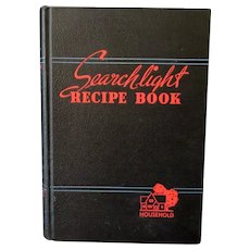 Vintage Cookbook - Household Searchlight Recipe Book 1956 26th Edition