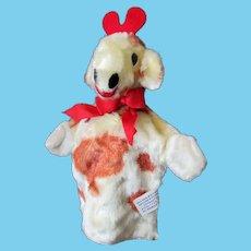 Vintage Character Novelty Co. Giraffe Hand Puppet