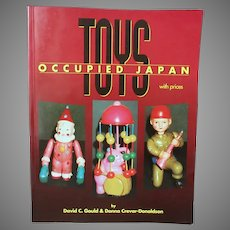 Old Reference Book – Occupied Japan Toys by Gould & Crevar-Donaldson