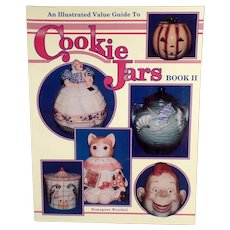 Cookie Jar Reference Book by Ermagene Westfall - Soft Cover Book Two