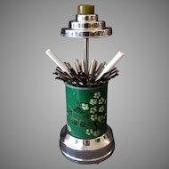 Vintage Mid-Century Cigarette Holder Dispenser & Music Box – Hear it on Facebook