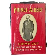 Vintage Tobacco - Prince Albert in a Box - Unopened