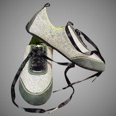 Vintage Sample KangaRoos Sneakers - Small Ladies Shoes