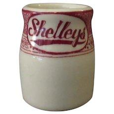 Vintage Shenango China Restaurant China Individual Creamer from Shelley's