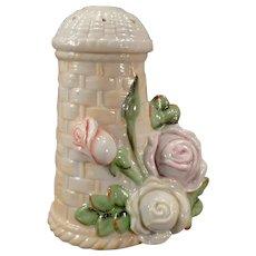 Vintage Schafer & Vater – S & V Hatpin Holder with Roses