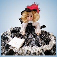 Vintage Gibson Girl Duchess Doll – Dolls of All Nations Series with Original Box