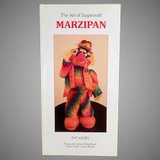 Fun Marzipan Craft Book- The Art of Sugarcraft - 1986 Hardbound Edition