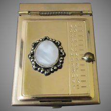 Vintage Purse or Pocket Size, Compact Phone Keeper Index