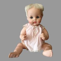 "Vintage Madame Alexander 12"" Dearest Baby Doll – 1960's Adorable Doll"