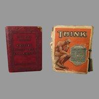 Vintage Olympia Washington, Capital Savings & Loan Coin Bank with Original Sleeve Box