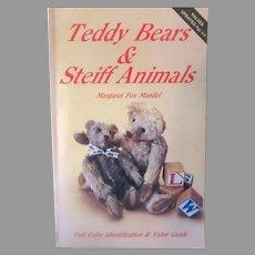 Teddy Bears and Steiff Animals Reference Book - Margaret Fox Mandel