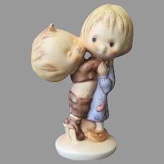 Vintage 1972 Hallmark Betsey Clark Friends West Germany Goebel Figurine