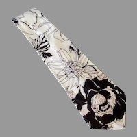 Man's 1960's Vintage Necktie – Ties by Jon California – 1960's