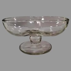 Vintage Soda Fountain Glassware - Double Scoop Sundae Dish - Three Available