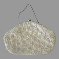 Vintage Sequin and Seed Bead Evening Bag – Mr. John Hong Kong Purse